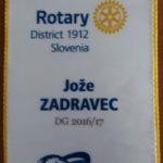 Distretto 1912 Slovenia 2016