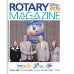 Rotary Magazine – Articoli sul nostro Club