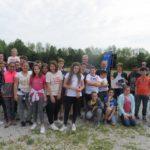 Festa alla Contrada dell'Oca con duecento ragazzi delle scuole