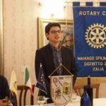 Julian Mele del Rotaract racconta l'esperienza di servizio all'Handicamp di Albarella