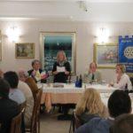 Serata d'amicizia Rotariana
