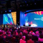 Il Congresso del Rotary International di Amburgo