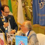 Visita del Governatore Raffaele Caltabiano